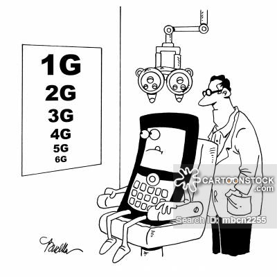 Smartphone reads eye chart